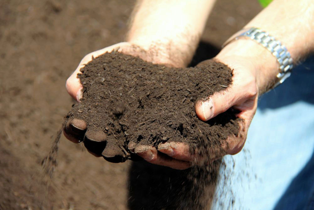 Stock de compost épuisé