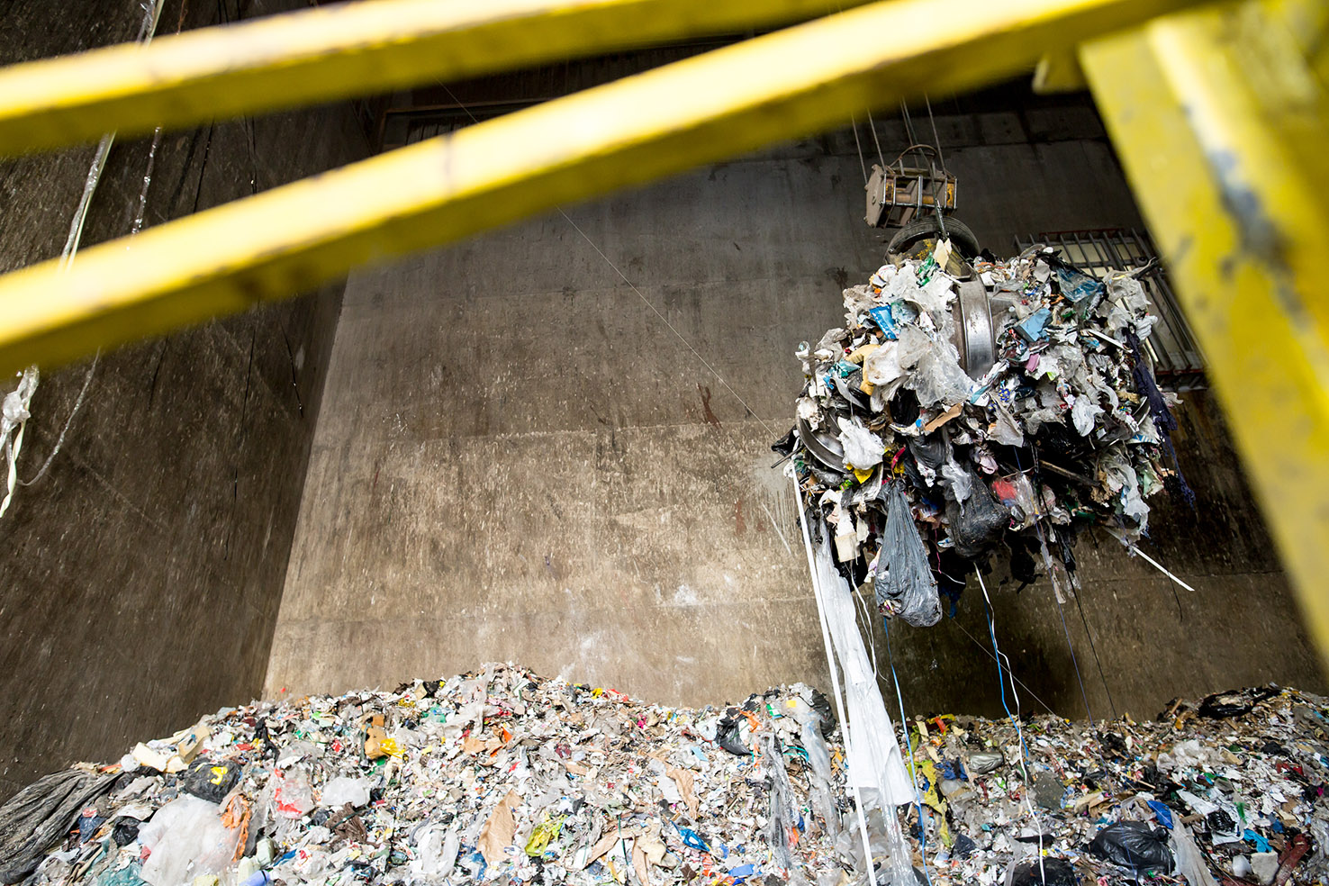 Les ordures ménagères